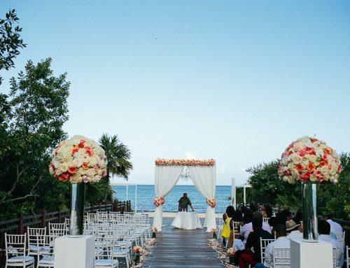 Lori and Rodney, Paradisus Resort Riviera Maya Mexico