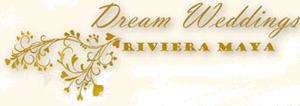 Dream Weddings Riviera Maya Logo