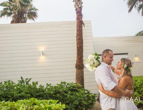 Intimate dream Wedding in the Riviera Maya